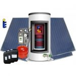 Kit chauffage solaire