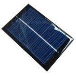 Petit panneau solaire photovoltaique