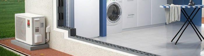pompe a chaleur air eau la meilleur energies naturels. Black Bedroom Furniture Sets. Home Design Ideas