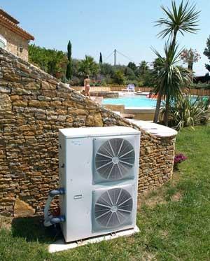 Pompe a chaleur piscine prix energies naturels for Pompe chaleur piscine solaire