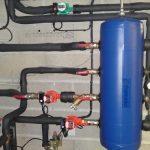Chaudiere pompe a chaleur air eau