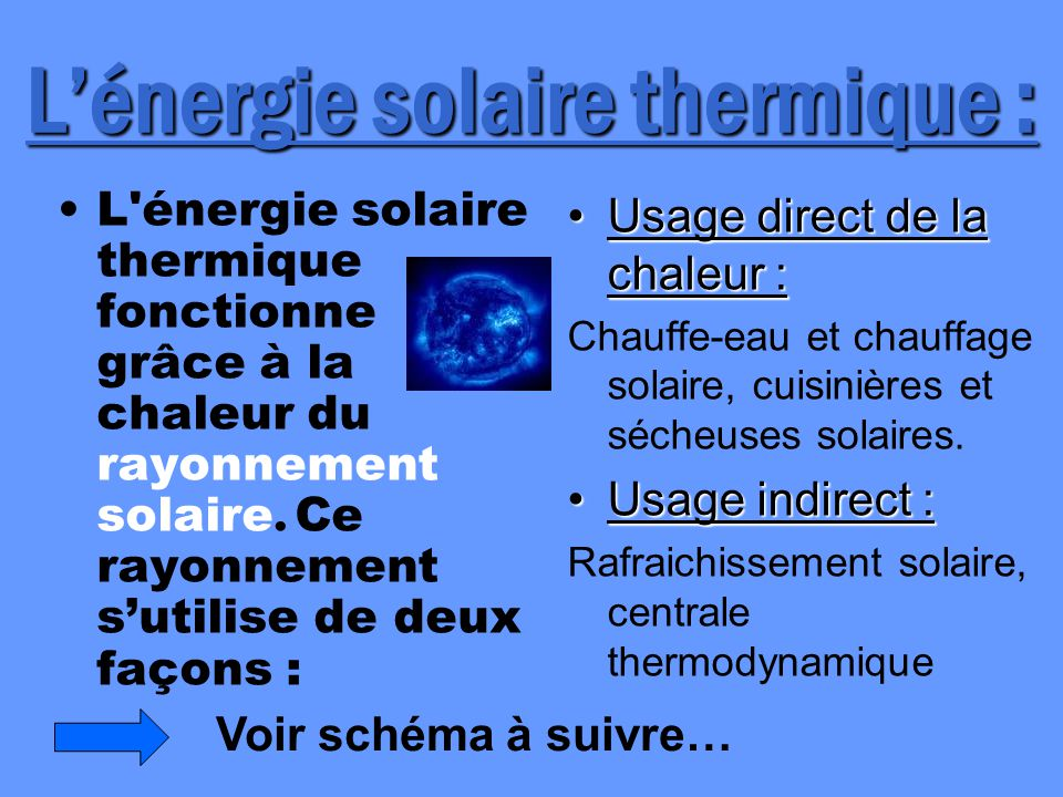 energie solaire thermique wikipedia energies naturels. Black Bedroom Furniture Sets. Home Design Ideas
