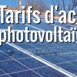 Installation panneaux photovoltaiques prix