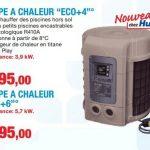 Pompe à chaleur eco+4